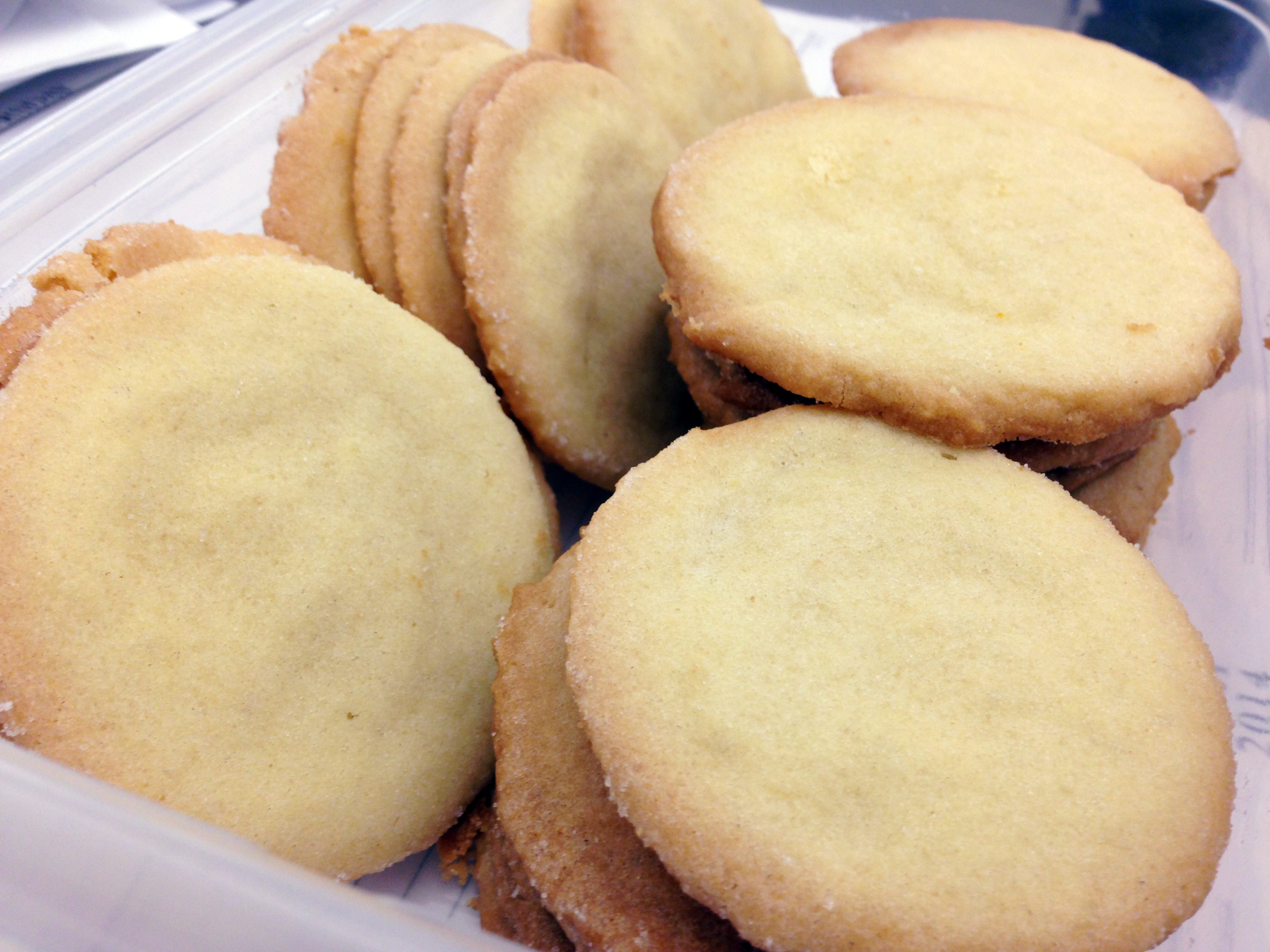 government news and recipes delicate lemon pudding sugar cookies