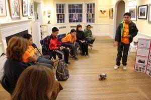 demonstrating-the-robot