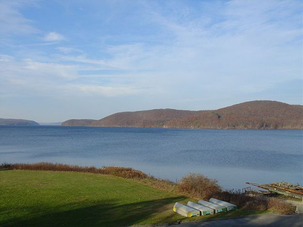 The Quabbin Reservoir is the primary water source for Boston