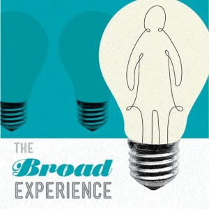 The Broad experience Logo