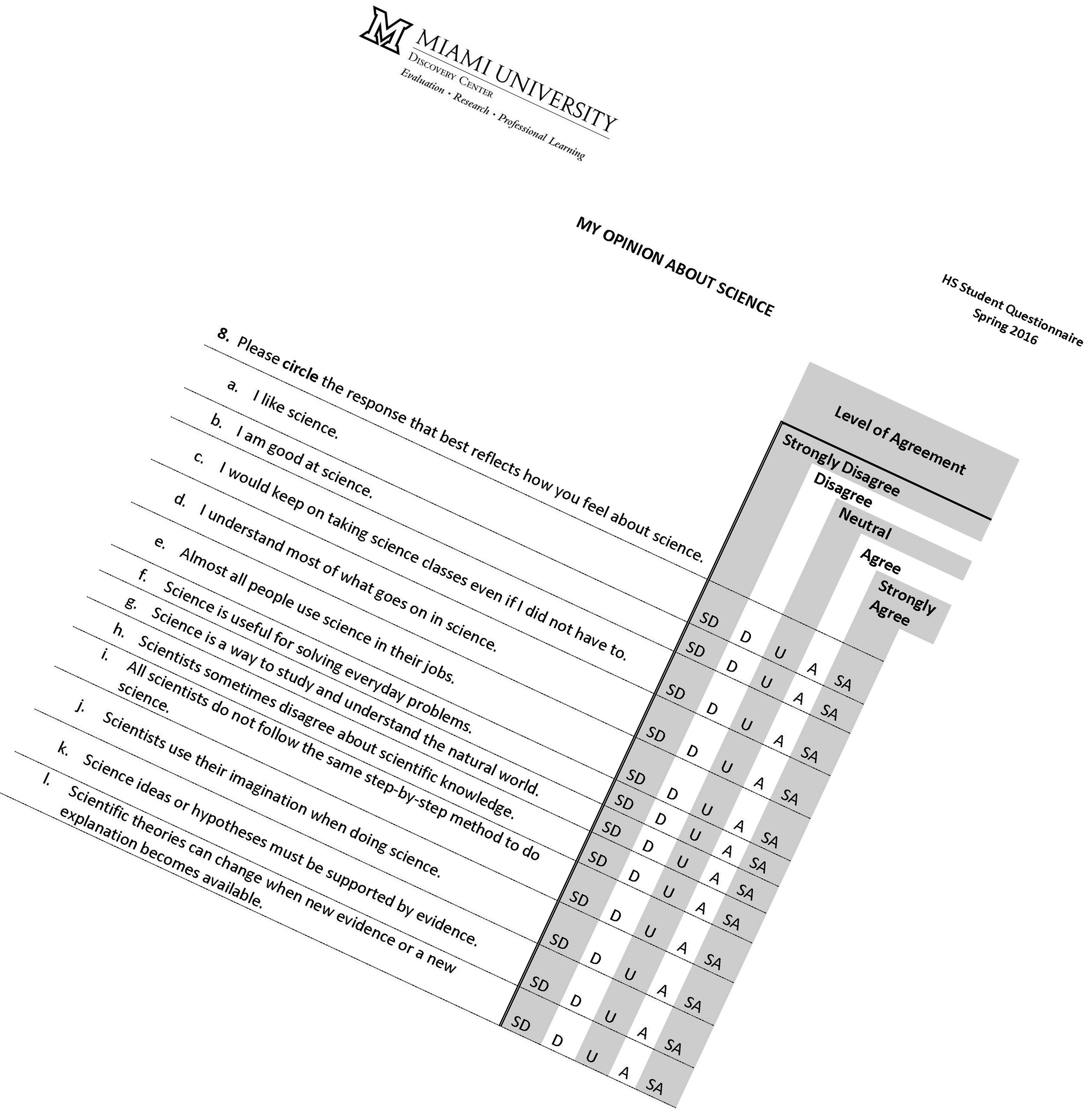 How to Determine the Validity and Reliability of an