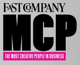 Fast Company logo for Most Creative People in Business