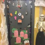 Halloween Door Decorating Contest Housing Residential Programs