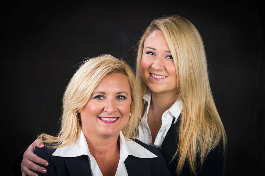 Debbie and Brittany Donnellan