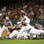 Bears feeling super after topping Arkansas for third NCAA Division I Regional Crown