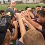 Men's soccer picked third in Valley preseason poll