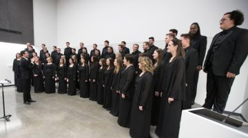 Still on the national stage: what's next for MSU choirs