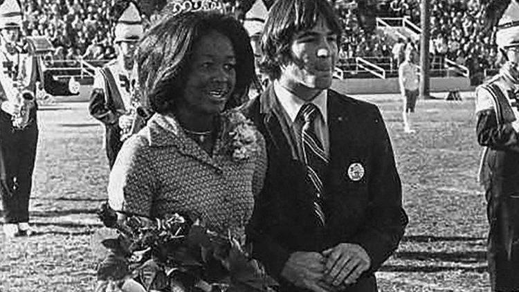 Sheila Bouie-Sledge during coronation