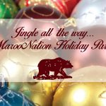 Tis the season to celebrate the holidays with fellow Bears!