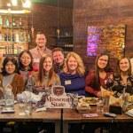 Alumni host Dinner with Eight Bears