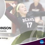Lily Johnson named finalist for NCAA Woman of the Year