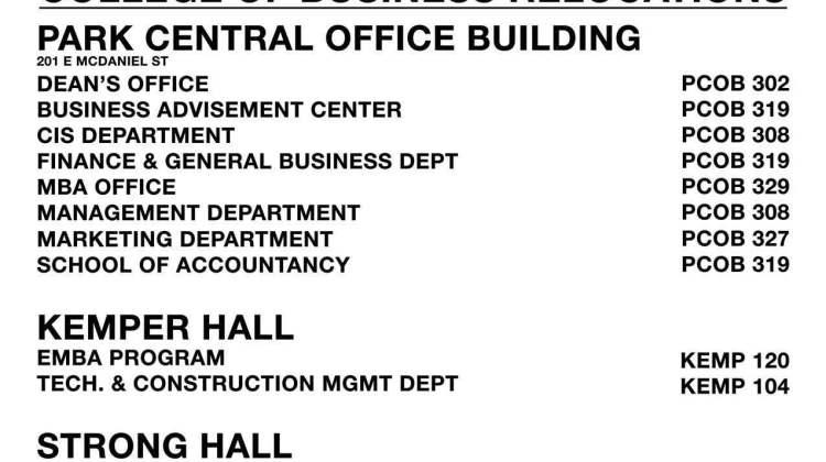 Closure Notification  – Glass Hall