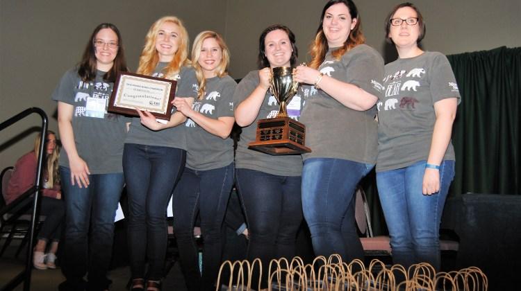 CSD Quest Trivia Team Sets Record!