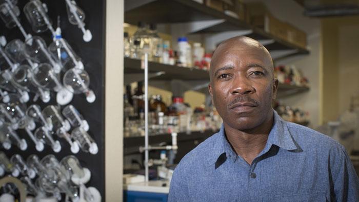 Congratulations to Dr. Adam Wanekaya!