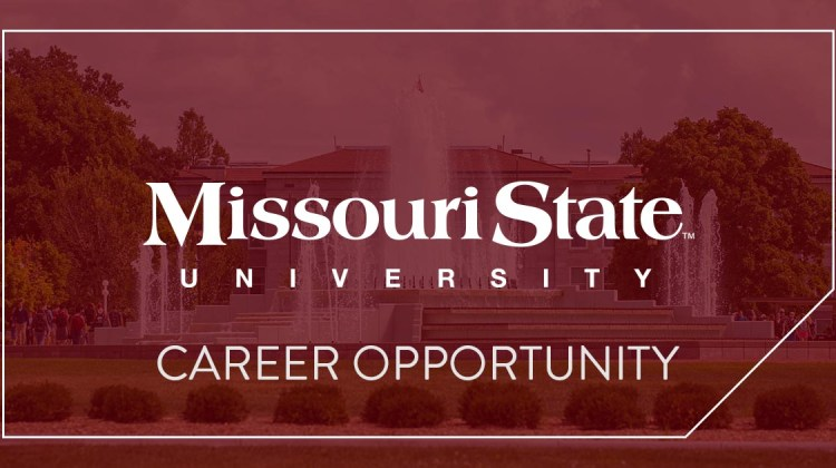 Missouri State seeks full stack developer/engineer