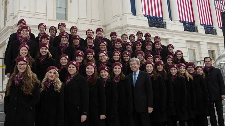 Social Media Kit: Chorale performs at Presidential Inauguration 2017