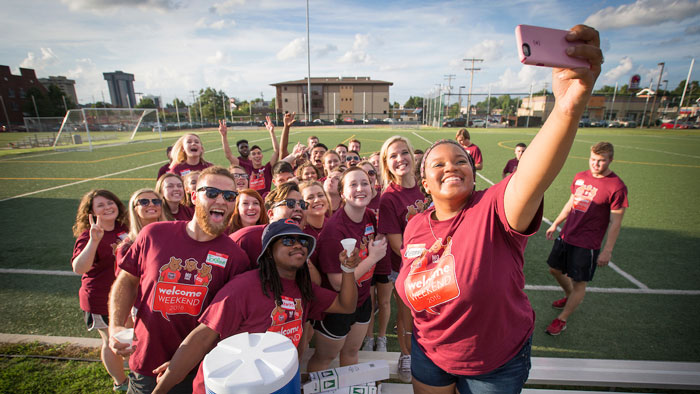 5 ways to engage with Missouri State using social during Welcome Weekend