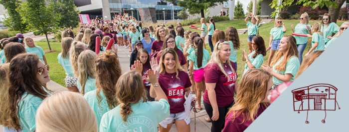 Welcome Weekend Facebook cover