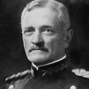 General John Pershing portrait