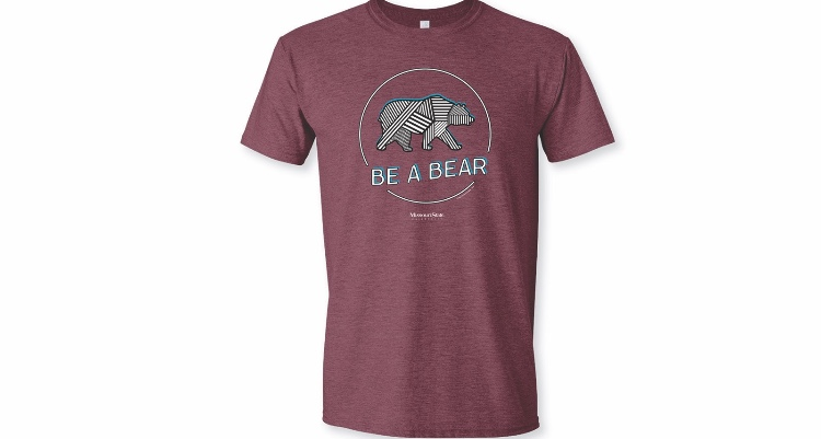 The Be A Bear 2018 T-shirt