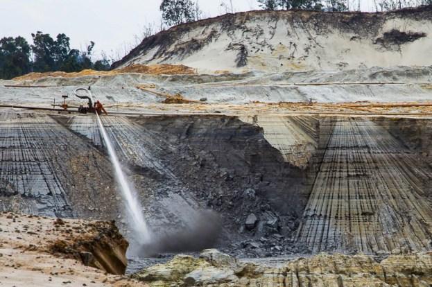 Mine in Südafrika - Foto: www.ujuzi.de