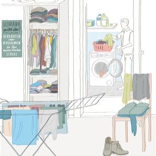 Textilien - Grafik: NABU