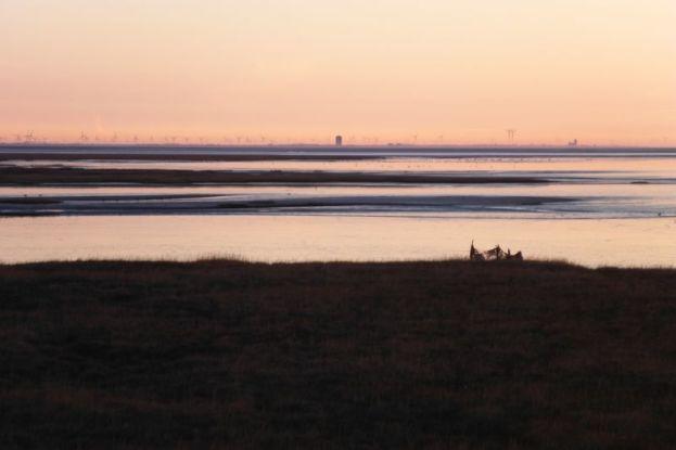 Morgenstimmung (Foto: Tore J. Mayland-Quellhorst).