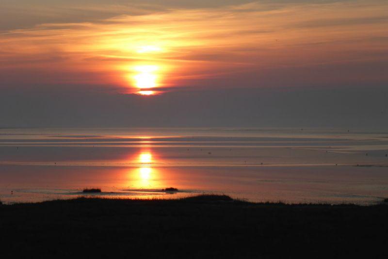 Sonnenaufgang (Foto: Tore J. Mayland-Quellhorst).