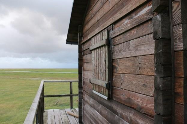 Hütte, sturmfest (Foto: Jonas Kotlarz)