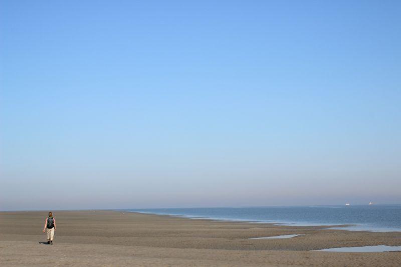 auf der Sandplate
