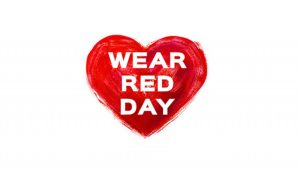 Wear Red Day Icon