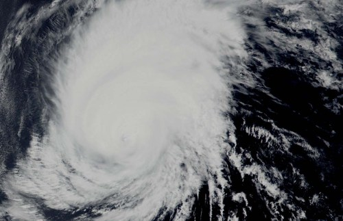 small resolution of hurricane barbara continued to show an eye in visible imagery on july 4 2019 nasa noaa s suomi npp satellite passed over the eastern pacific ocean and the