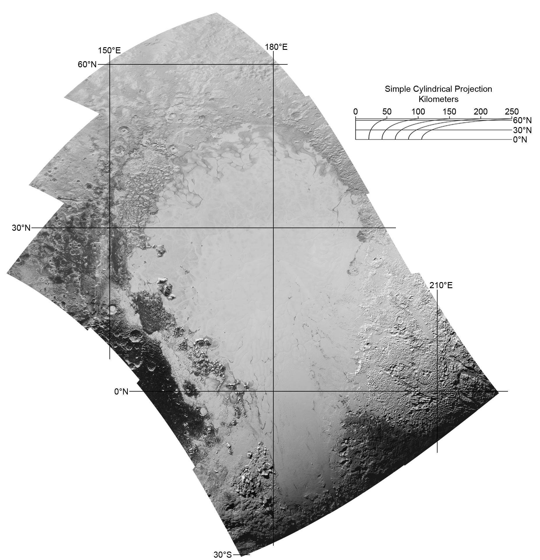Pluto Mosaic