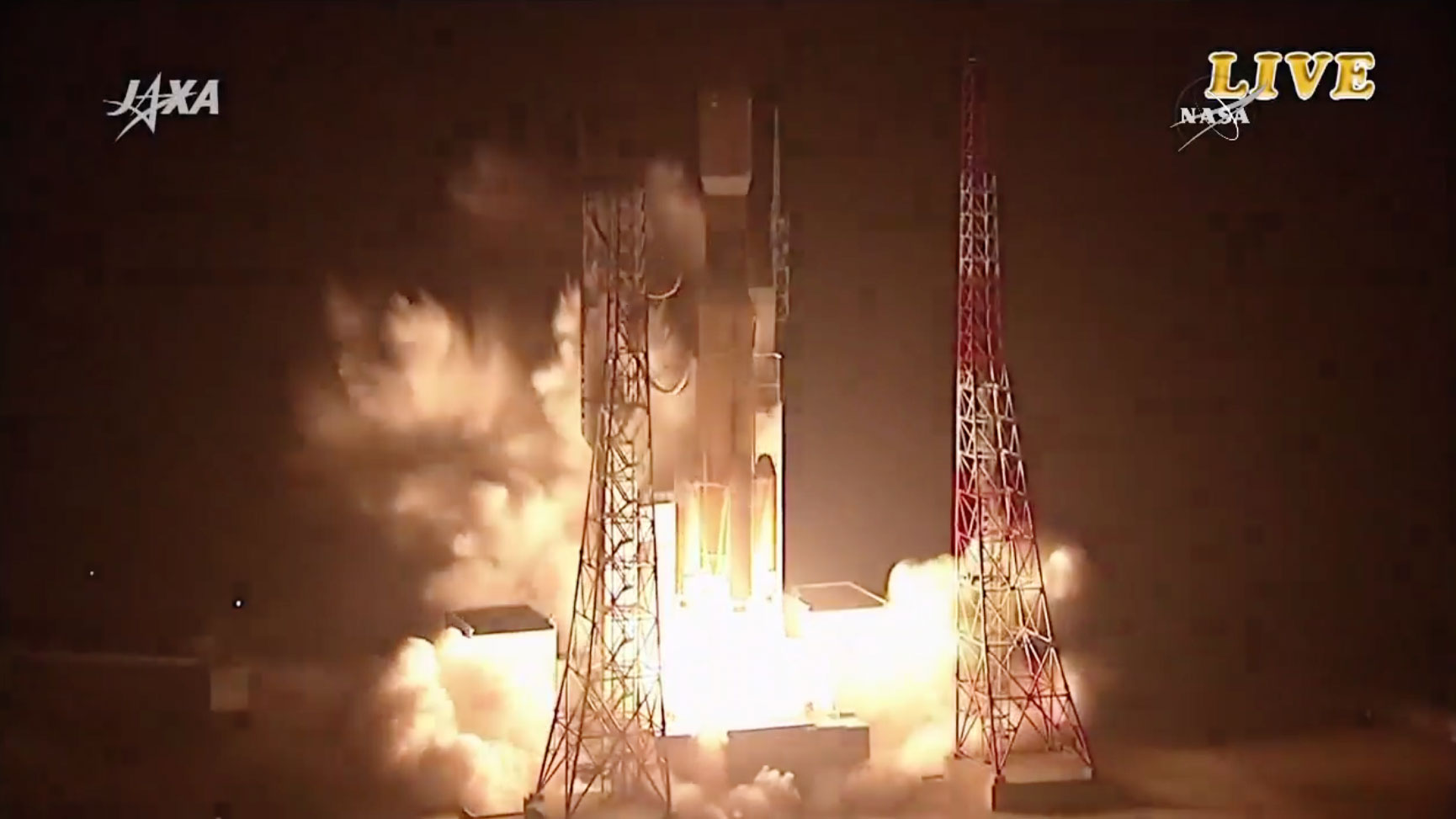 Japan's H-IIB rocket launches on time