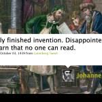 Hey, Gutenberg tweeting?