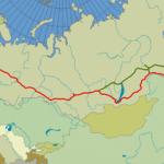 Trans Siberian Railway