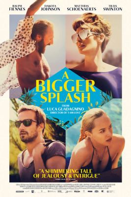 A Bigger Splash: Poster