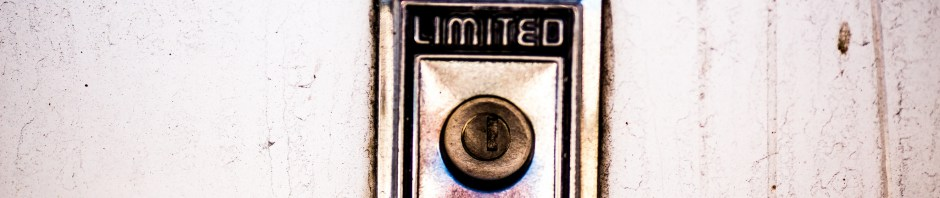 Limited, flickr photo by Thomas Hawk https://flickr.com/photos/thomashawk/16828113331 shared under a Creative Commons (BY-NC) license