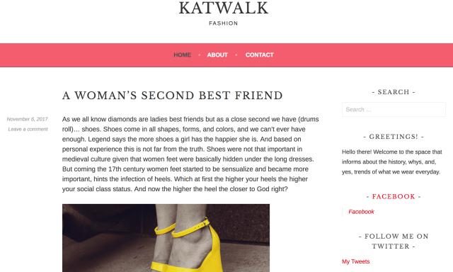 Katwalk-S4