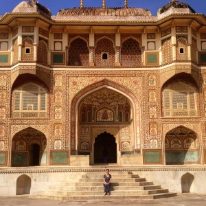 The Amber Fort & Palace, Jaipur