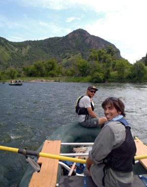 Training on the Oneida Narrows