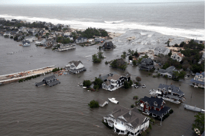 Hurricane Sandy cost an estimated $65 billion.