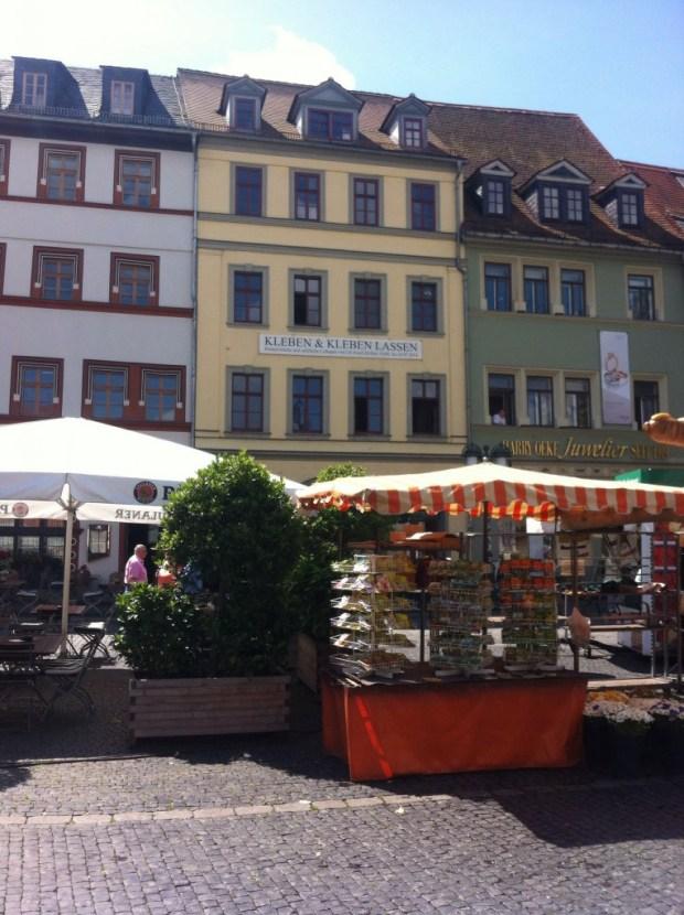 Gefunden im Juli 2014 in Weimar
