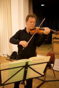 Internationale Kammermusiktage Homburg, Zweibrücken, Fasanerie, Tim Vogler