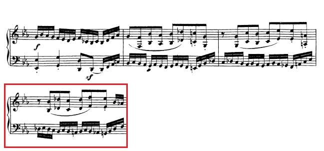 Beethoven op. 111 - 1. Satz - Takt 42