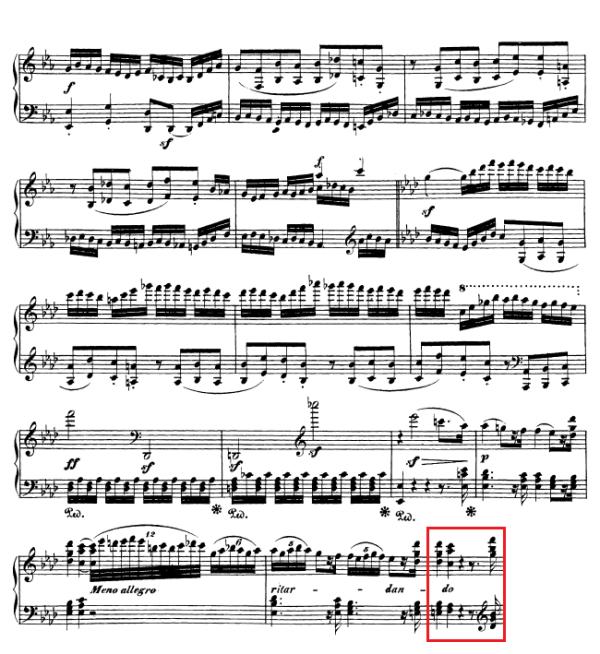 op. 111 – Eine Analyse in 335 Teilen – Takt 54