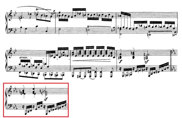 op. 111 – Eine Analyse in 335 Teilen – Takt 87