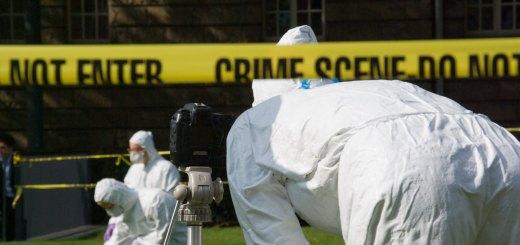 Crime Scene Bad Blog. Foto: Hufner