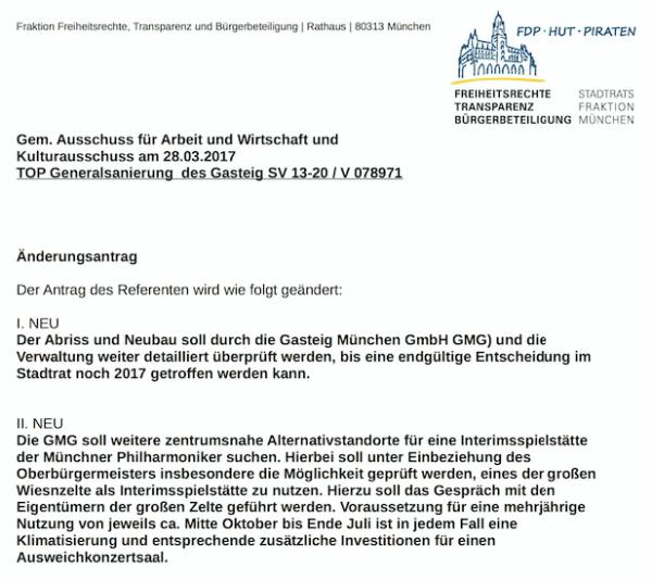 Mphil @ Odyssee - vorgezogene Aprilscherze, Wiesnphilharmonie, Paketposthalle, Riemarkaden