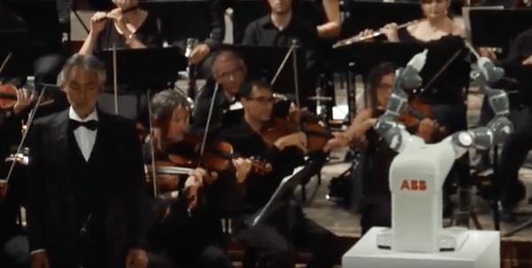 Roboter-Dirigent & Andrea Bocelli – wann gibt's den Robocelli und mehr